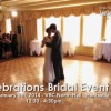 The 2014 Celebrations Bridal Event